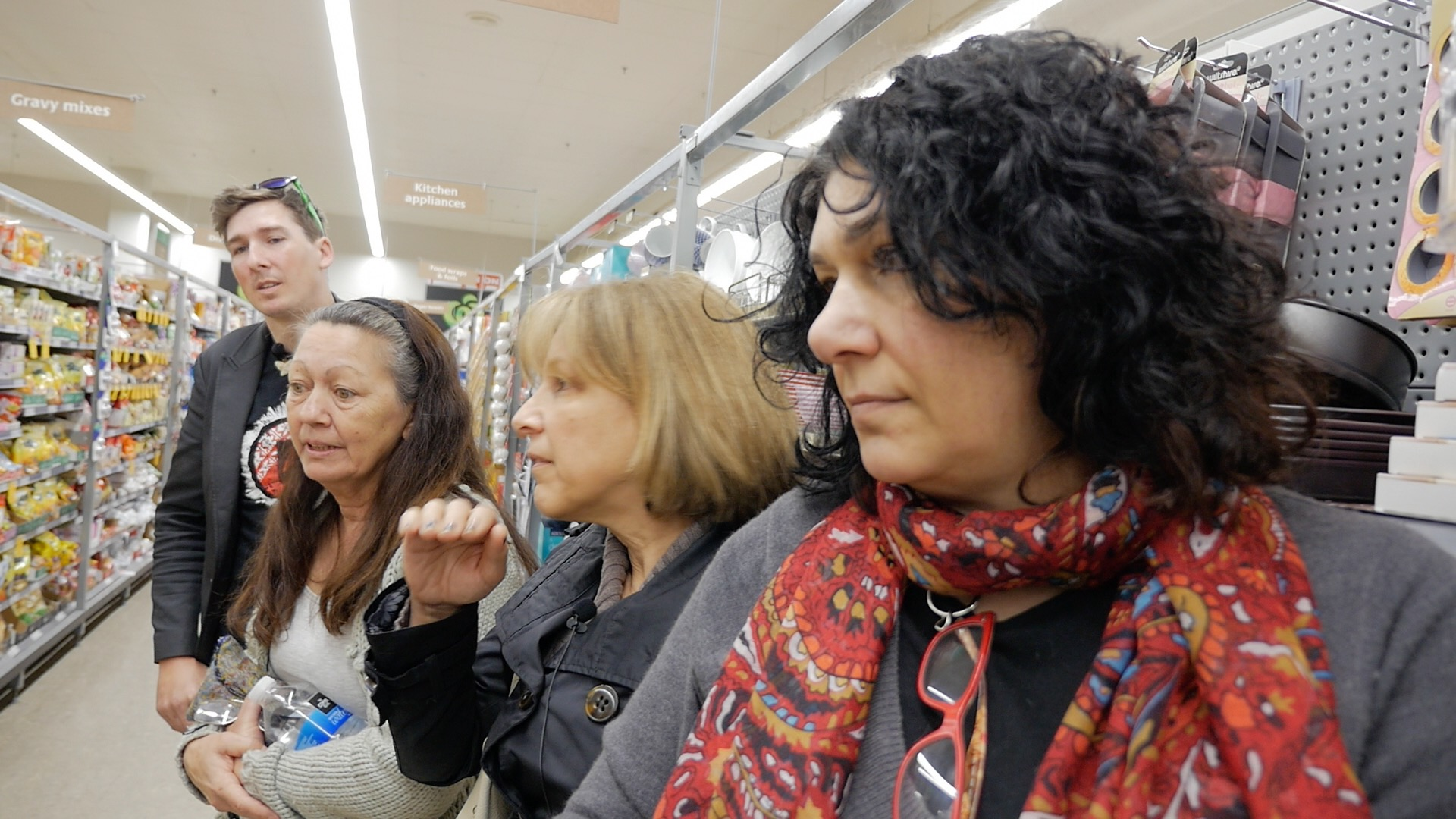 Campbell's Supermarket  Mobile Focus Group